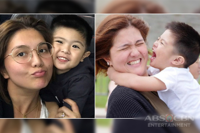IN PHOTOS: 31 Priceless Moments of Dimples Romana with her adorable kids