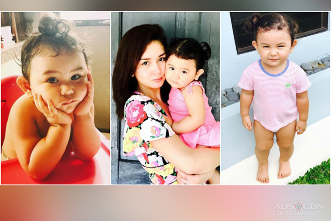 LOOK: Beauty Gonzalez with her adorable mini-me!