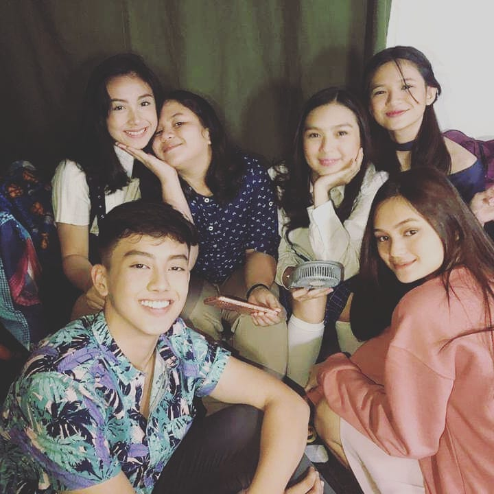 Behind-The-Scenes: On the set of Kadenang Ginto