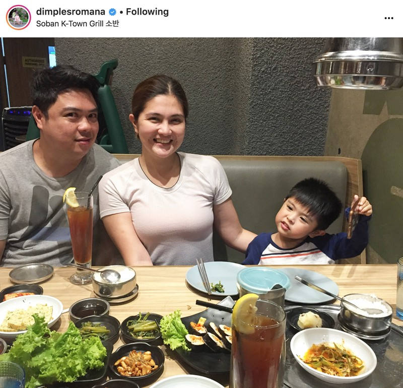IN PHOTOS: Dimples Romana with her loving husband for 15 years!