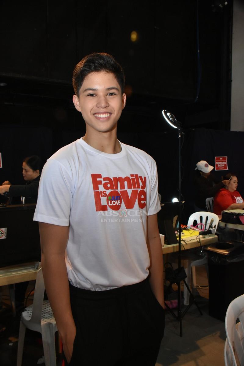 LOOK: Kadenang Ginto stars in #FamilyIsLove SID Shoot