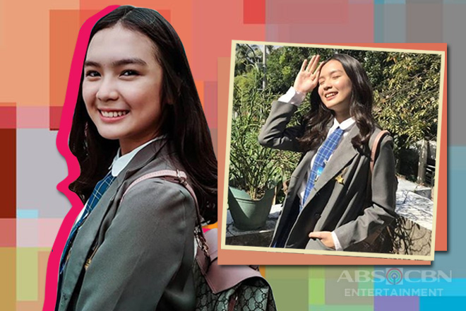 LOOK: What Francine Diaz aka Kadenang Ginto's Cassie do in between takes