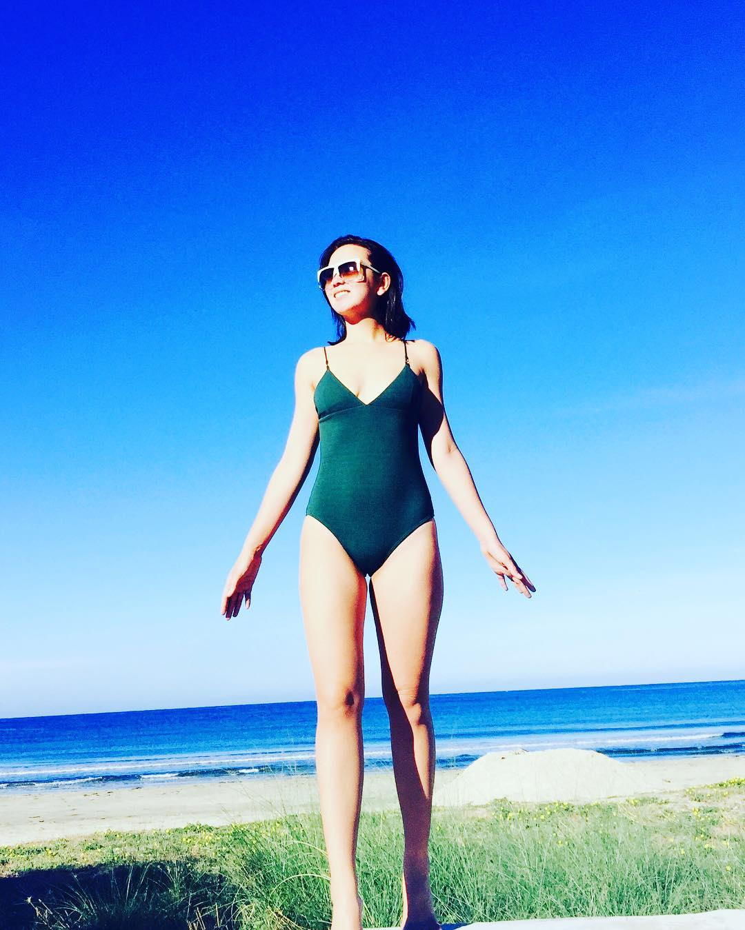 78 times Beauty Gonzalez shocked the online world with her swimsuit photos!