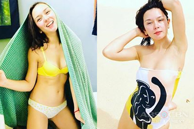 HOT MOMMA! Countless times Beauty Gonzalez flaunted her sexy curves