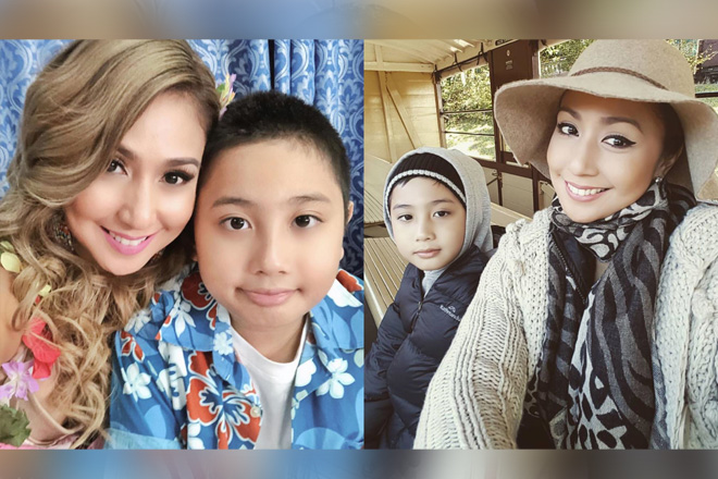 IN PHOTOS: Meet Hot Babe Sheree's adorable son Haley