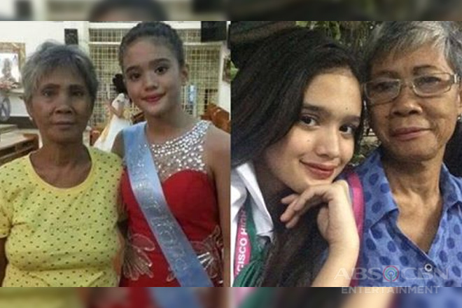 IN PHOTOS: Precious moments of Criza Taa with her lovable Lola