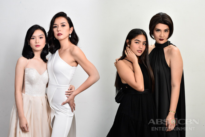 IN PHOTOS: The Bolder and Fiercer Cast Of Kadenang Ginto