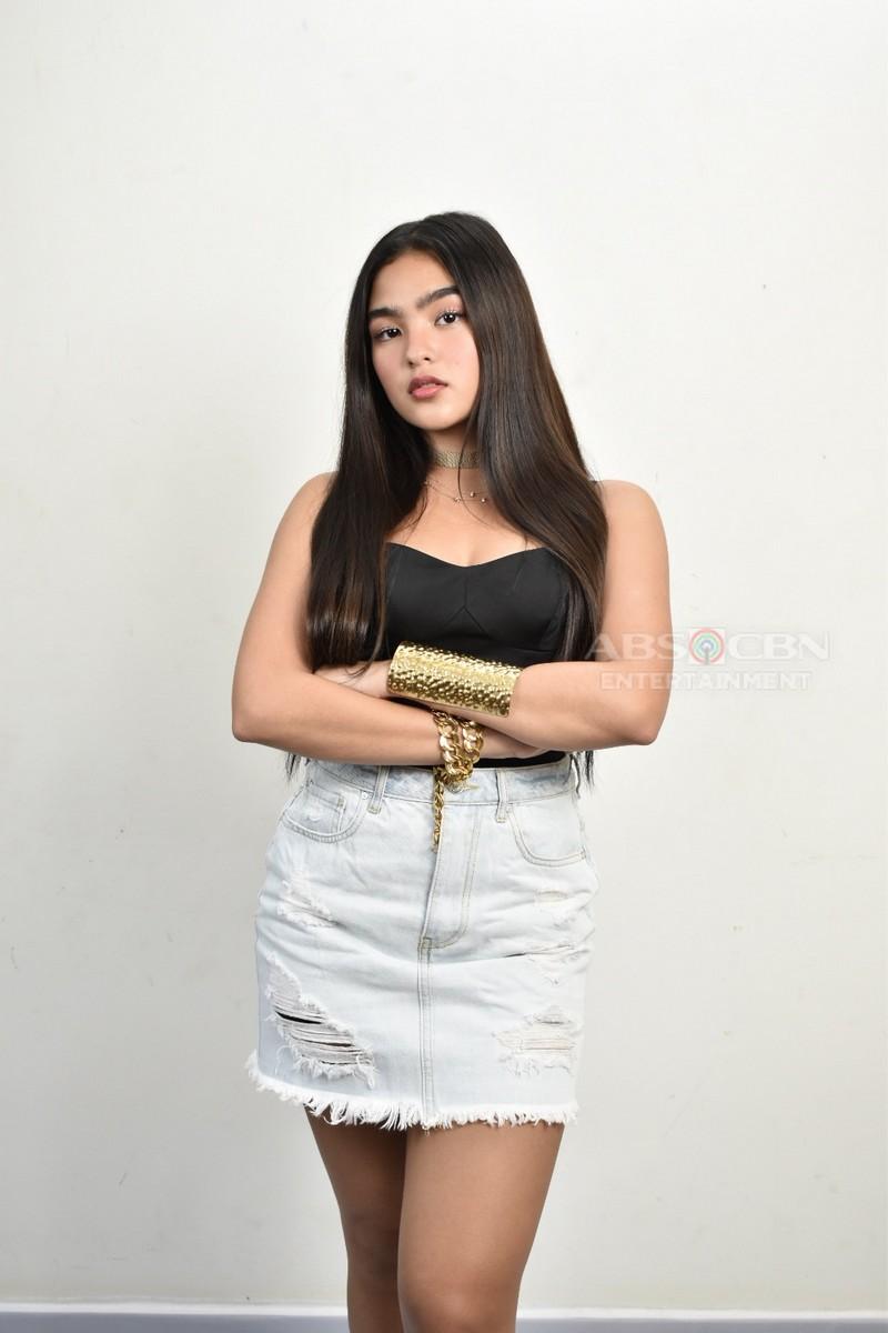 LOOK: Andrea Brillantes bilang Marga sa bagong kabanata ng Kadenang Ginto