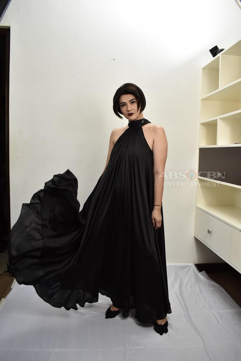 LOOK: Dimples Romana's new look in Kadenang Ginto Season 2