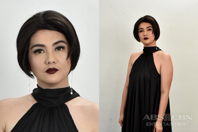 LOOK: Dimples Romana's new look in Kadenang Ginto Season 2