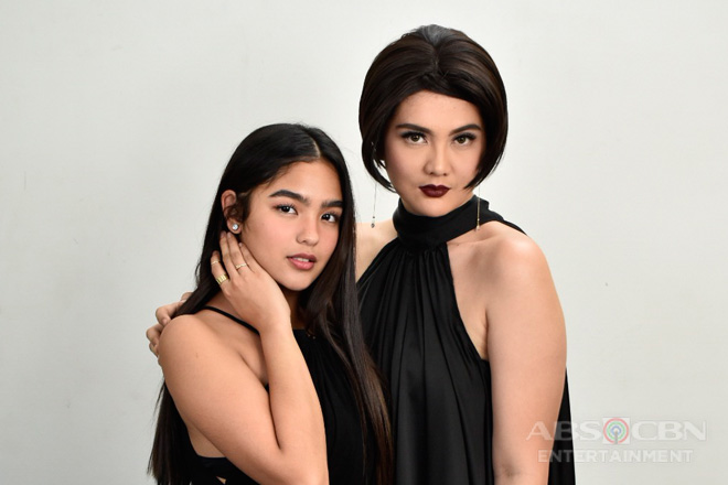 LOOK: Dimples and Andrea aka The Dragons in the new season of Kadenang Ginto
