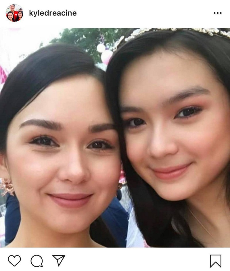 The beautiful on and off-cam photos of Beauty and Francine