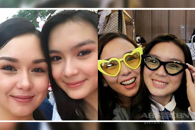 These photos show that Beauty & Francine can pass as mother and daughter in real life!