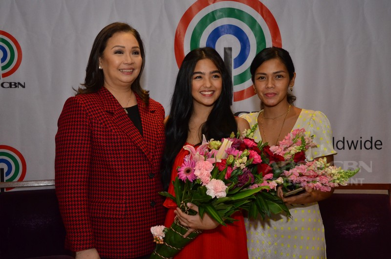PHOTOS: Andrea Brillantes is still a Kapamilya