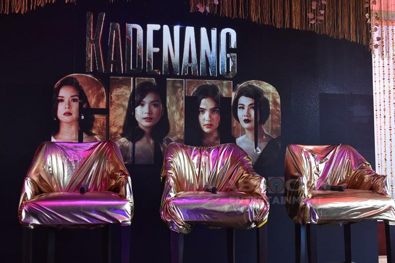 PHOTOS: Kadenang Ginto MediaCon with Beauty Gonzalez, Dimples Romana and Richard Yap