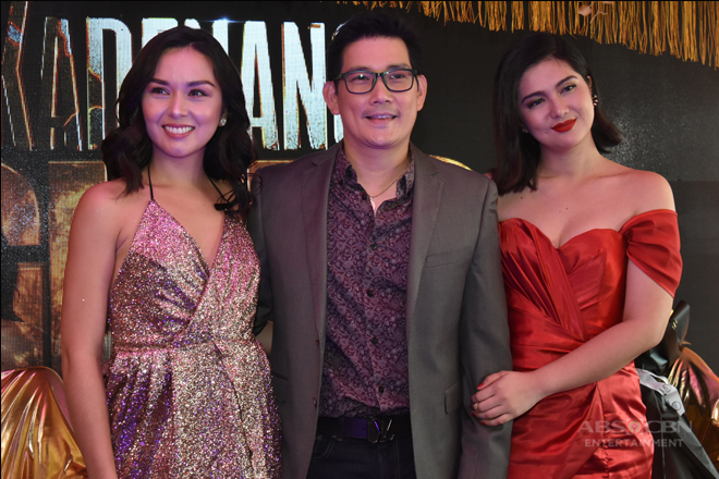 PHOTOS: Kadenang Ginto MediaCon with Beauty Gonzalez, Dimples Romana and Richard Yap