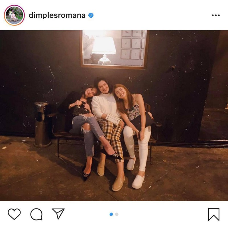 IN PHOTOS: Dimples Romana with her bea-utiful friends