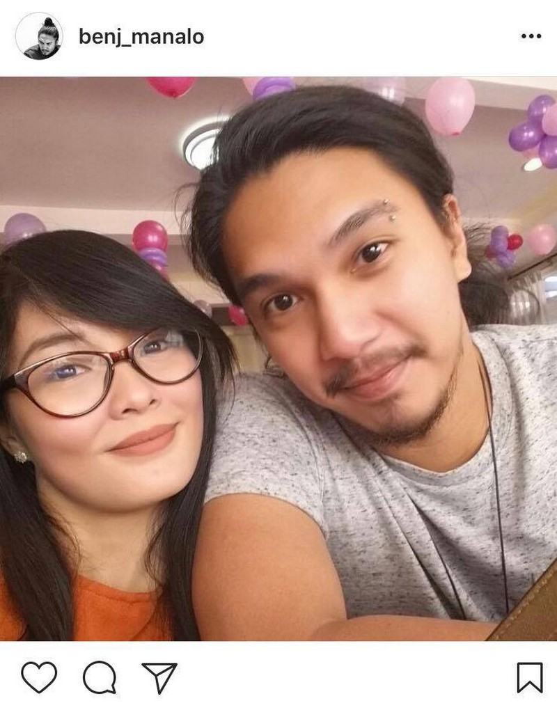 IN PHOTOS: Benj Manalo with his Lovely Partner for 4 Years