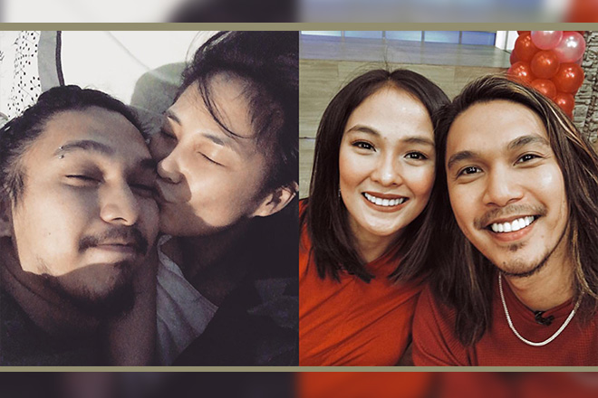 IN PHOTOS: Benj Manalo with his Lovely Wife for 4 Years