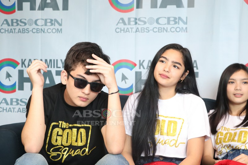 IN PHOTOS: The Gold Squad's Road To 1 Million Subscribers Thanksgiving