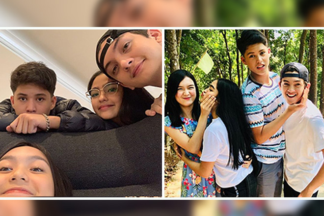 LOOK: Off cam bonding moments of The Gold Squad