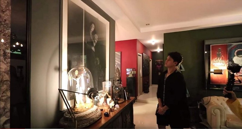 Home is where the art is! A peek inside Beauty Gonzalez's house