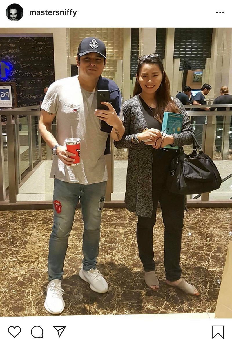 IN PHOTOS: Eric Fructuoso with her loving wife of 16 Years