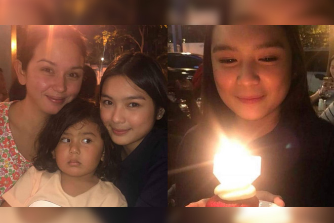 LOOK: Francine Diaz celebrates birthday with Beauty's family