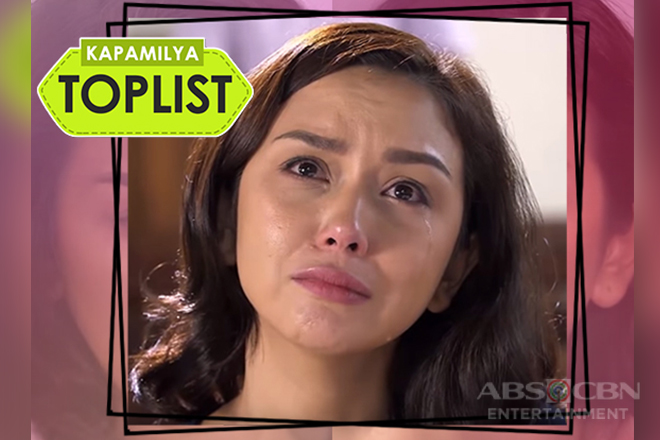 Kapamilya Toplist: 13 scenes that proved Beauty's acting prowess in Kadenang Ginto