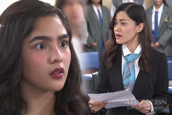Kadenang Ginto: Marga, nagulat nang makita ang test paper sa kanyang bag