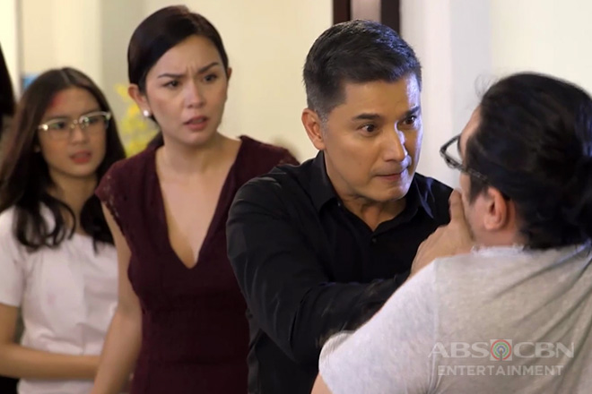 Kadenang Ginto: Robert, nasapak si Alvin sa kanyang pag-aalala kay Cassie