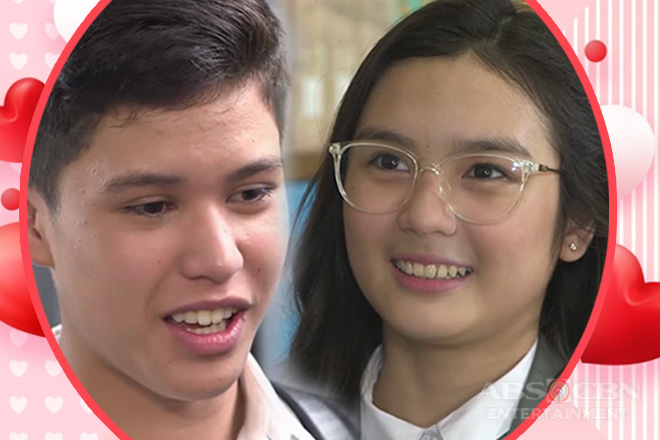Kapamilya Toplist: 16 times Kristoff and Cassie proved they are the sweetest 'childhood sweethearts' in Kadenang Ginto