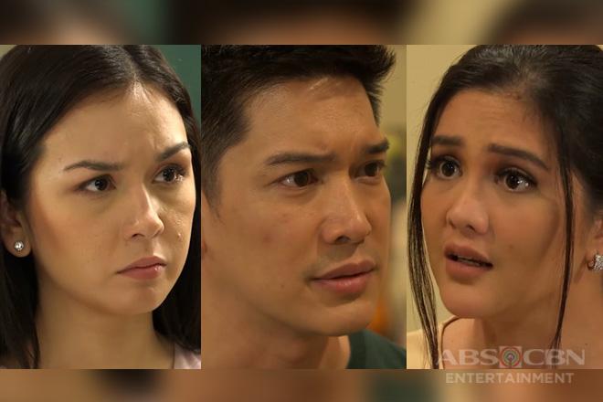 Kadenang Ginto: Carlos, kinompronta si Daniela sa ebidensya ni Romina