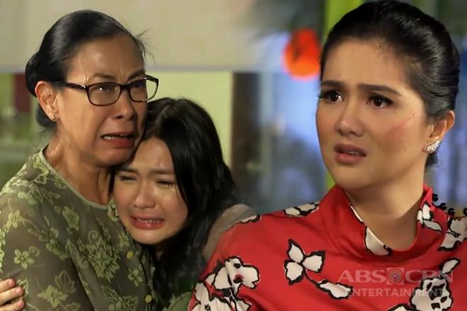 Kadenang Ginto: Esther, ipinagtanggol si Cassie kay Daniela