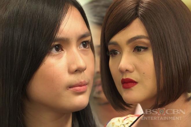 Kadenang Ginto: Cassie, kinompronta si Daniela sa ugali ni Marga