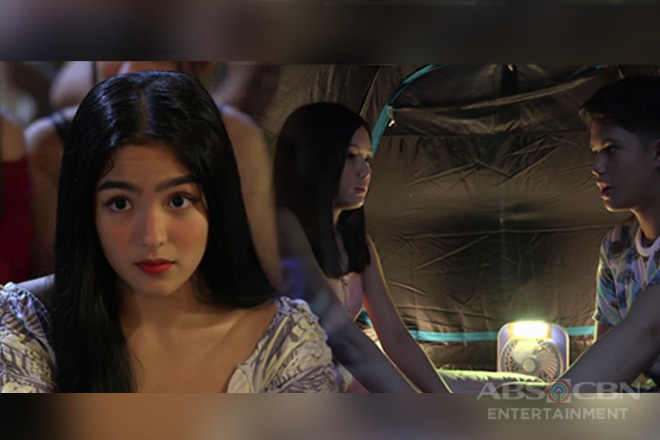 Kadenang Ginto: Marga nag-walk out nang makita sa tent sina Cassie at Kristoff