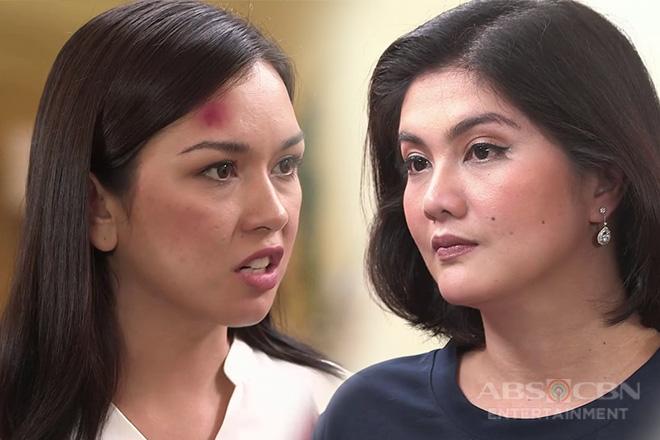 Kadenang Ginto: Romina, kinompronta si Daniela tungkol sa kanilang testigo