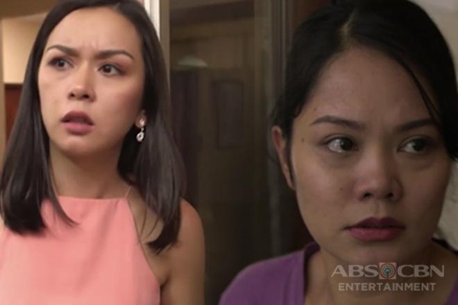 Kadenang Ginto: Romina, nagtaka sa pagbabago ng isip ni Vicky